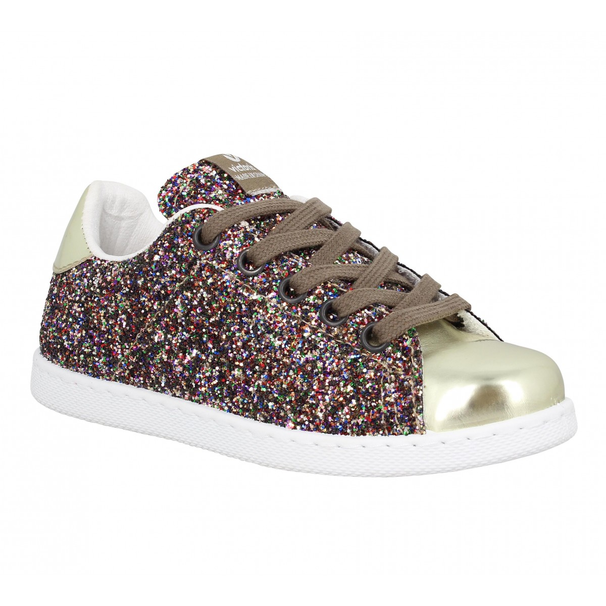 Baskets VICTORIA 12558 glitter Multicolor