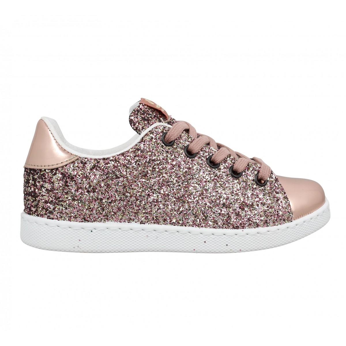 soldes victoria 12558 glitter rosa enfants fanny chaussures. Black Bedroom Furniture Sets. Home Design Ideas
