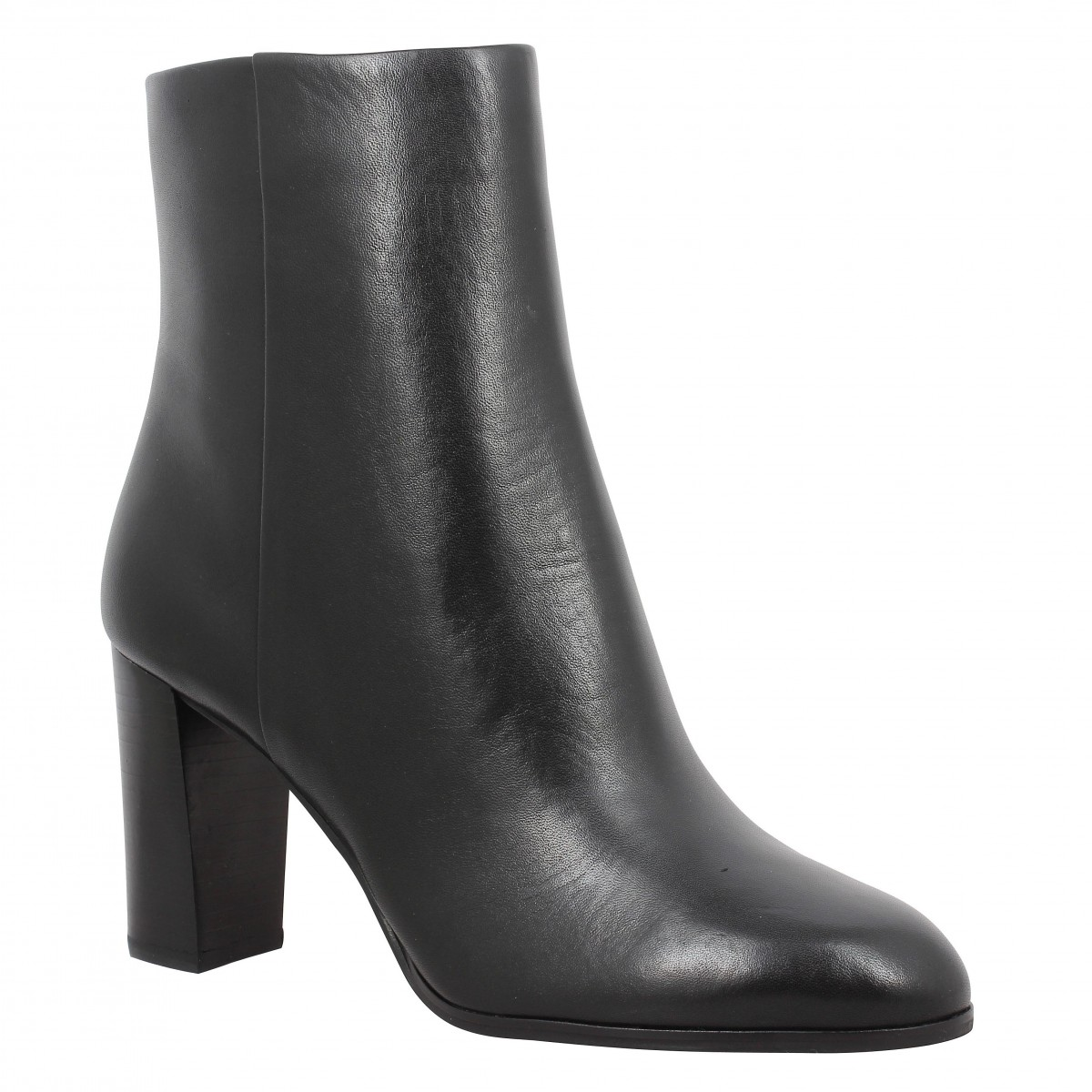 Bottines WHAT FOR 349 Femme Noir