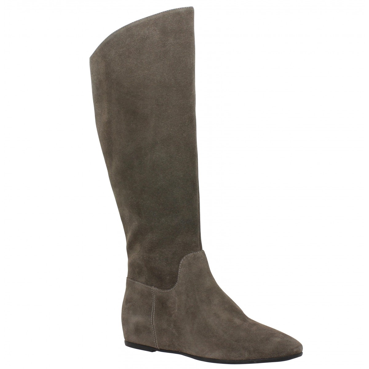 Bottes WHAT FOR 95 Femme Taupe