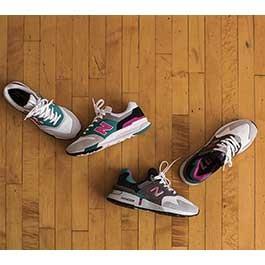 Le retour en force des sneakers