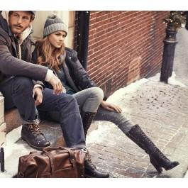 Les chaussures pour le retour du froid