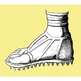 La chaussure sous l'empire Romain