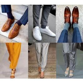Comment accorder chaussures et pantalon