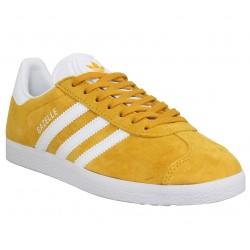 adidas gazelle grise et jaune