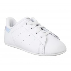 Crib Cuir Blanc Adidas Enfant Smith Stan wOXTkiZuP