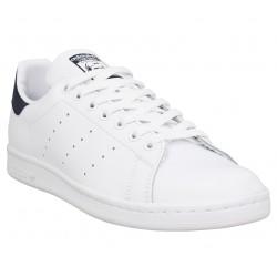 adidas stan smith homme blanc et bleu