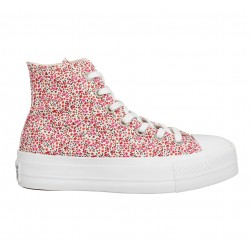 Chaussures Baskets & tennis mode Converse Or, Multicolor, Argent ...