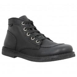 Kickers oxfork cuir femme sapin femme | Fanny chaussures