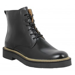 adhemar femmeFanny chaussures cuir Kickers femme noir roeCdxB