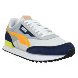Chaussures Nouvelle collection Puma Sneakers sport 41 Bleu Nubuck ...