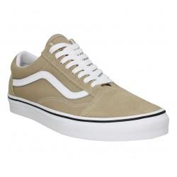 Chaussures Adulte Vans Sneakers sport 44 Beige Nubuck velours ...