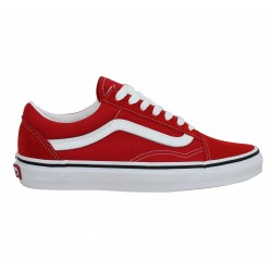 Chaussures Homme Vans Rouge | Fanny chaussures