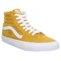 chaussures femme vans jaune