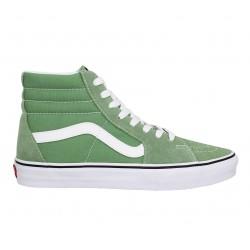 Chaussures Homme Vans Vert, Blanc Textile | lvcentinvs.es