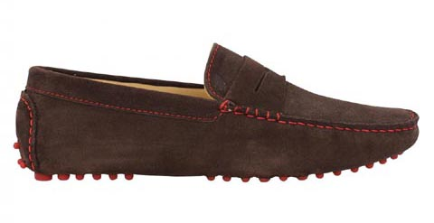 Mocassins Bobbies homme
