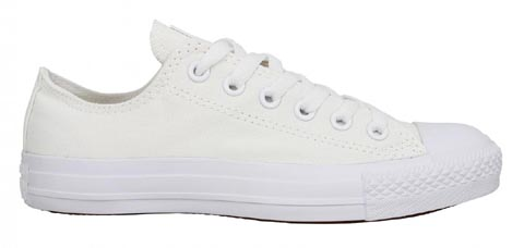Baskets Converse blanches