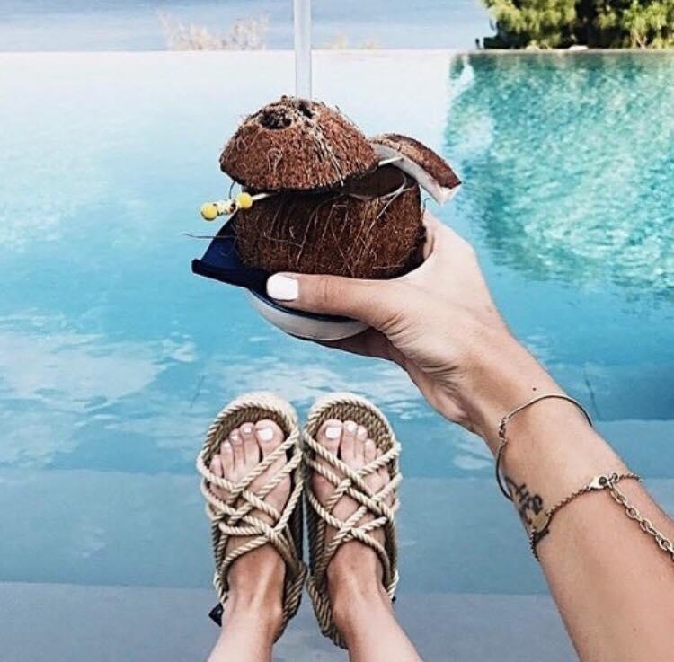 Sandales Nomadic