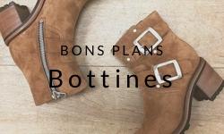 Bottines en promo