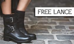 Baskets Free Lance femme