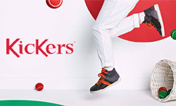 Kickers enfants