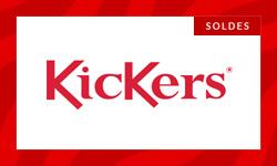 Kickers enfants pas chères