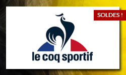 Soldes le Coq Sportif