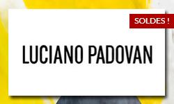 Soldes Luciano Padovan