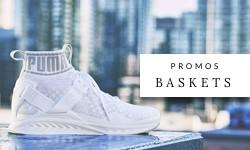 Baskets en promo