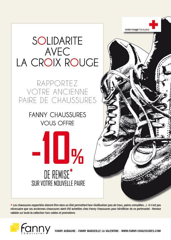 Affiche Fanny Croix Rouge