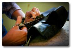 Fabrication chaussure